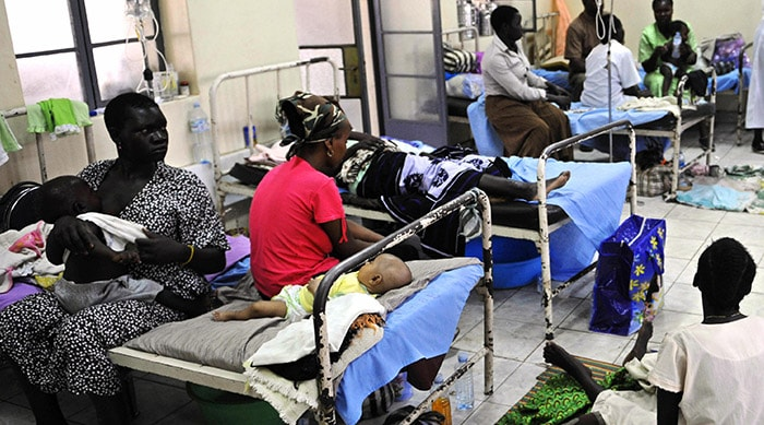 Poorly equipped medical facilities, under-trained staff and crumbling infrastructure are a serious concern