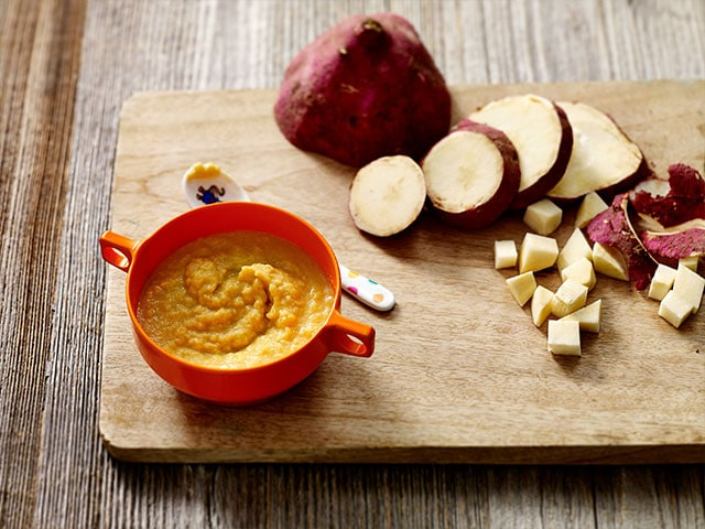 Chicken apple recipe healthy baby food philips avent the sweet side of chicken and apple forumfinder Images