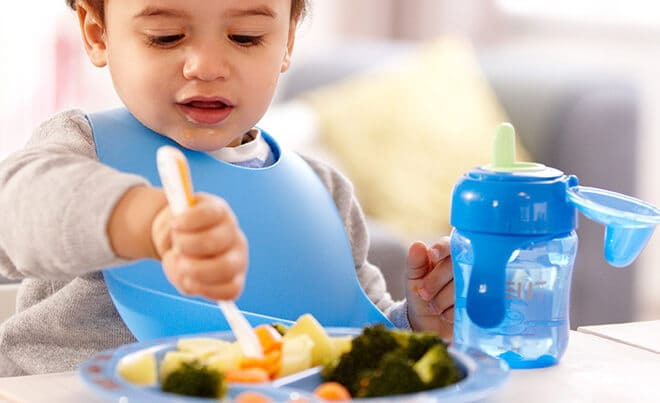 Philips Avent Chunkier Food Choices For Your Baby