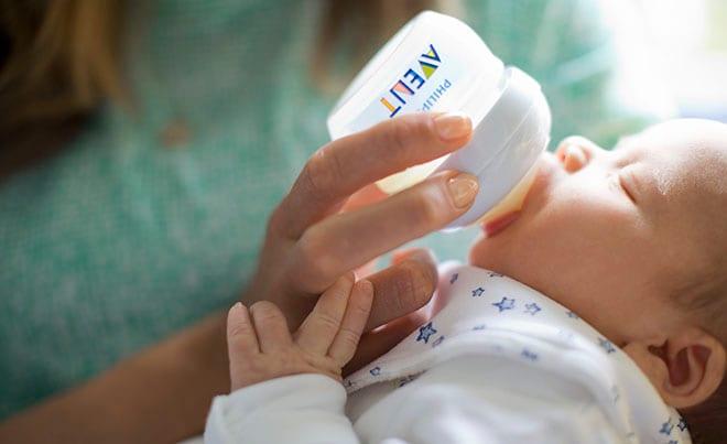 Philips Avent Advice For Bottle Feeding
