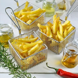 Homemade French Fries Philips