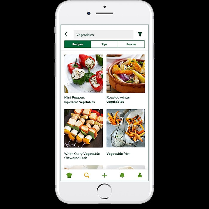 NutriU App for Airfryer