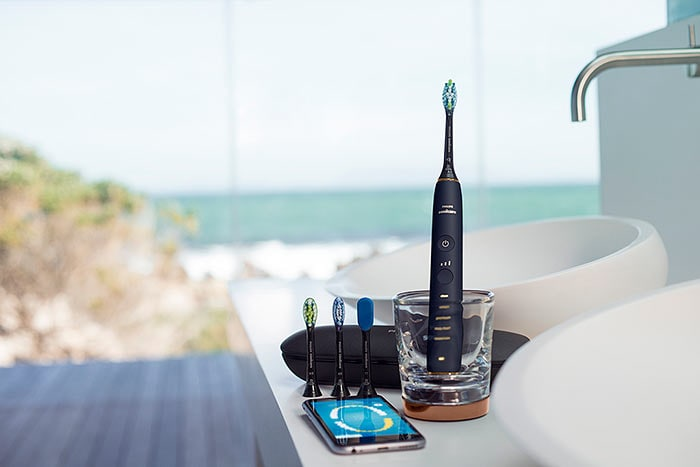 Philips Sonicare DiamondClean Smart toothbrush
