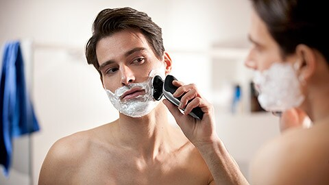 Philips Shaver series 9000 delivers the perfect shave in every pass