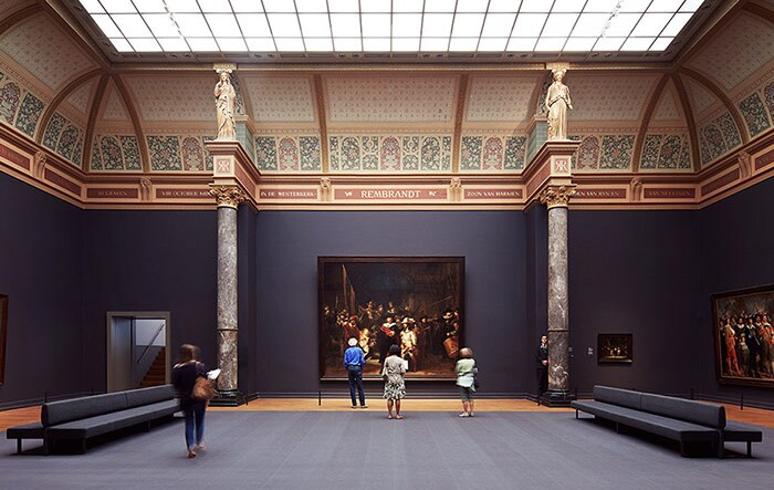 Philips works closely with the Rijksmuseum to reinforce the link between art and wellbeing