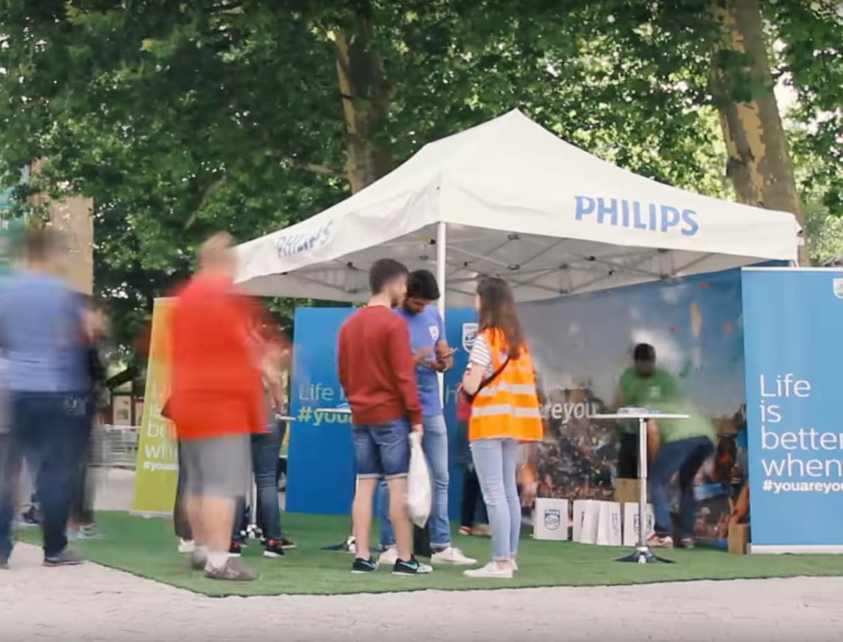 Philips at Pride Madrid 2017