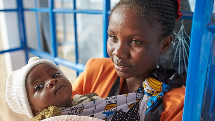 Striving to decrease maternal mortality in Uganda