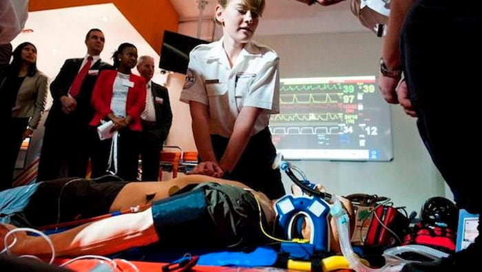 Royal Philips in collaboration with the University of Johannesburg inaugurated a state-of-the-art medical training simulation lab