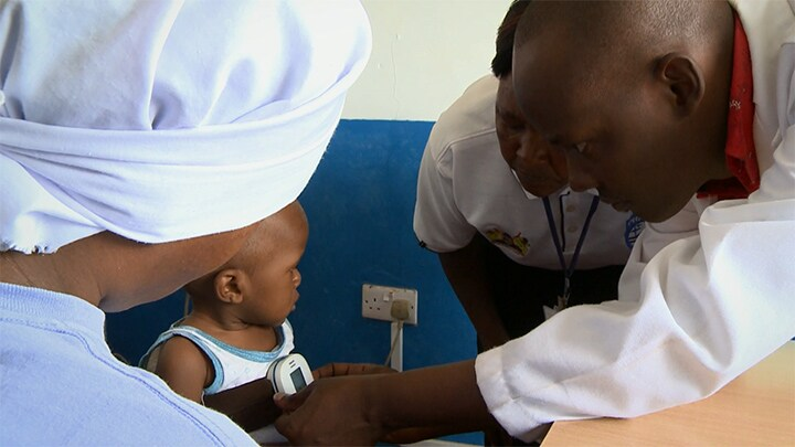 Combating childhood pneumonia in low-resource countries.