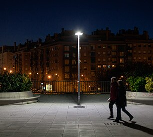 Madrid upgrades city infrastructure with Philips Lighting
