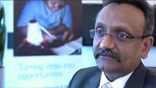 Viswanathan Seshan, IP&S Manager, Healthcare