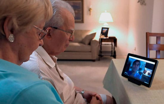 technology can empower our older population