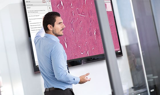 digital pathology oncology Philips IntelliSite