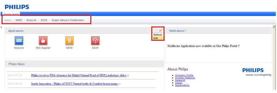 Philips Portal FAQ