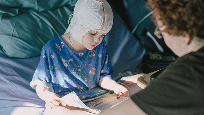 Partnering to innovate in pediatric care