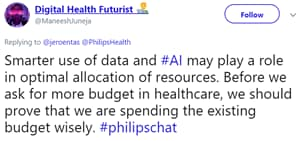 Chat Digital Health Futurist