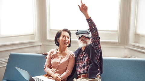 Older, wiser, better connected – five ways tech will transform elderly care