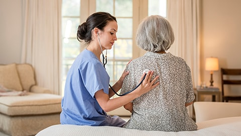 Aging populations – can connected home care offer answers?