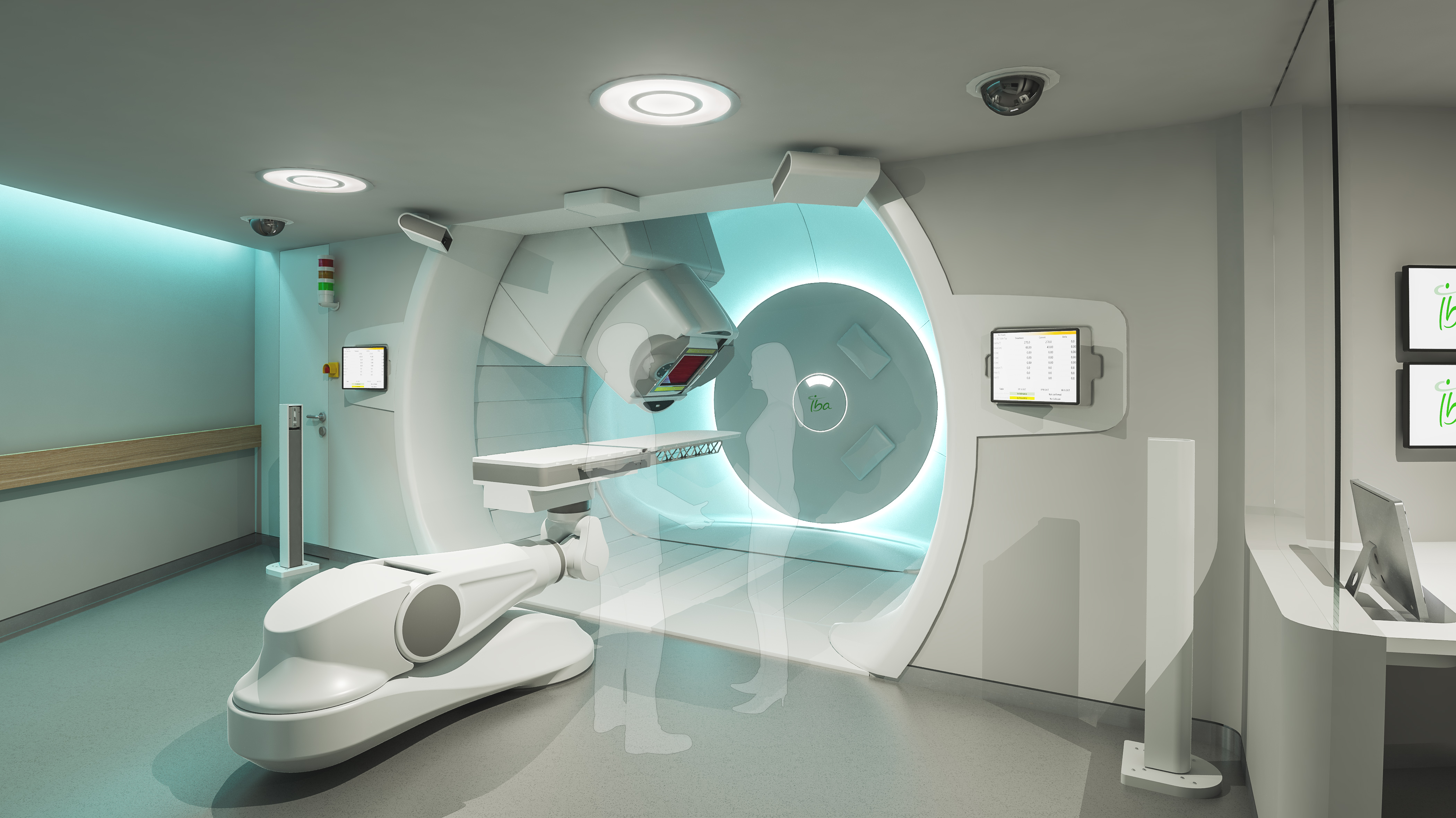 Iba And Philips Launch New Patient Centric Ambient