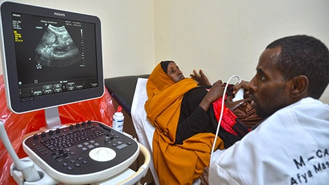 Mandera County Government, UNFPA and Philips enable community development in a region that has one of the highest maternal mortality rates in the worldScalable modular concept is part of Philips' new business model to improve access to care and grow footprint in Africa