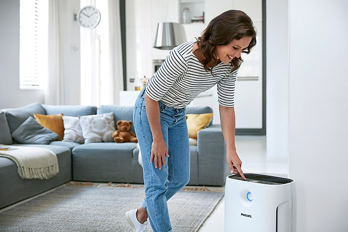 Philips Air Purifier Series 2000i