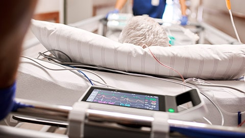 Philips unveils IntelliVue X3 in Europe for continuous critical care patient monitoring during in-hospital transport