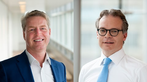 Philips appoints Egbert van Acht as Chief Business Leader of the Personal Health businesses, and proposes to appoint Marnix van Ginneken as member of the Board of Management