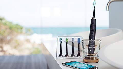 Philips launches Sonicare DiamondClean Smart connected toothbrush