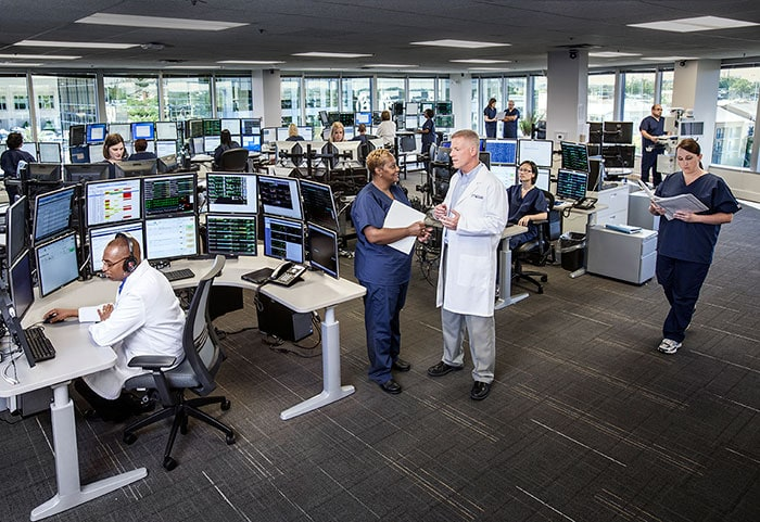 Download image (.jpg) Advanced ICU Care extends contract with Philips to deliver tele ICU care to partner hospitals nationwide (opens in a new window)