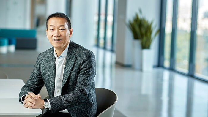 Philips China CEO Andy Ho receives prestigious recognition for his contribution to Shanghai