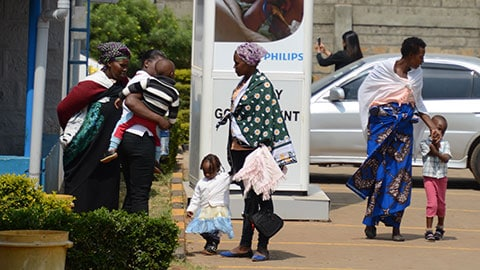 Our Philips Community Life Center program in Africa in the news