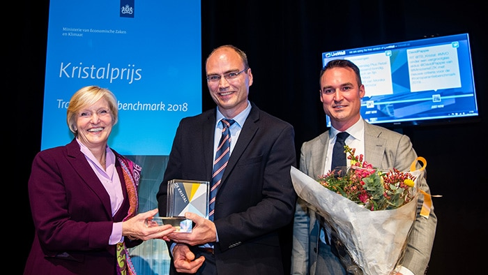 Philips receives Crystal Prize