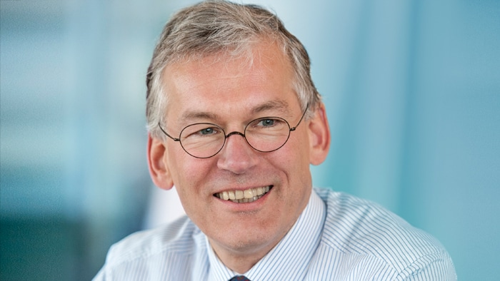 Top award for Philips CEO Frans van Houten