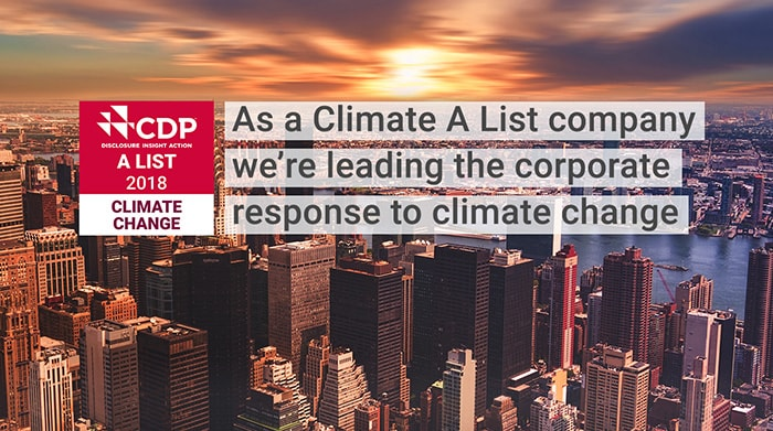Philips on CDP Climate Change A List