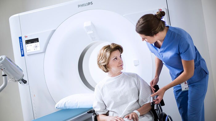 Philips pioneers research into next generation of CT imaging