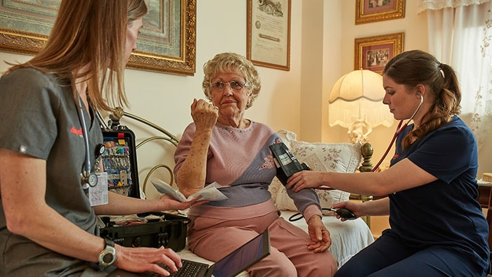 Philips partners with DispatchHealth to provide Arizona seniors with on-demand care at home