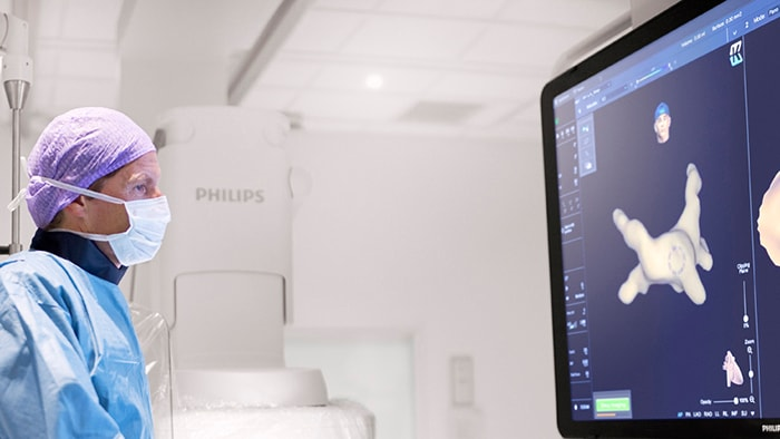 Philips announces collaboration with Medtronic to further advance the image-guided treatment of atrial fibrillation