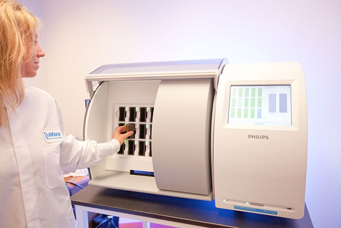 Download image (.jpg) Philips IntelliSite Pathology Solution at LabCorp (opens in a new window)