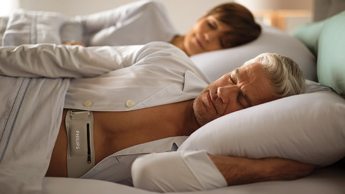 Philips launches NightBalance, increasing therapy options for positional obstructive sleep apnea patients