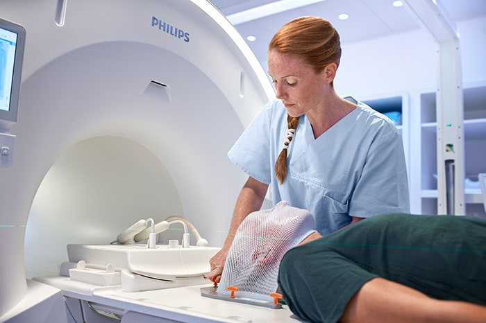 Philips MRCAT brain