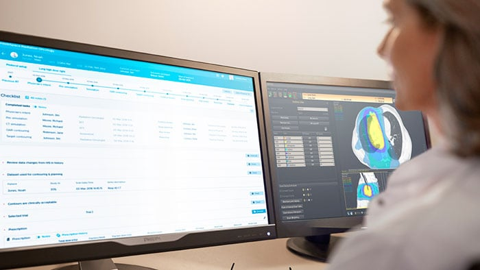 Philips launches IntelliSpace Radiation Oncology to accelerate time from patient referral to the start of treatment