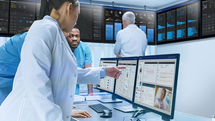Philips extends AI capabilities for high acuity virtual care venues with launch of Sentry Score