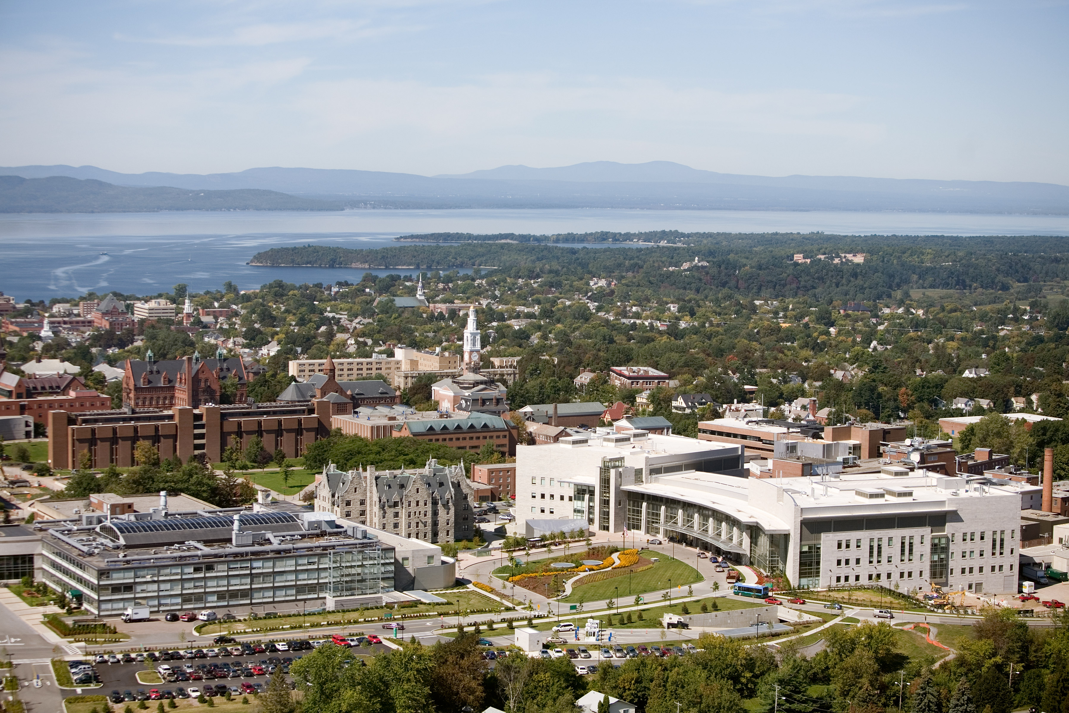 University Of Vermont >> Philips And University Of Vermont Health Network Sign