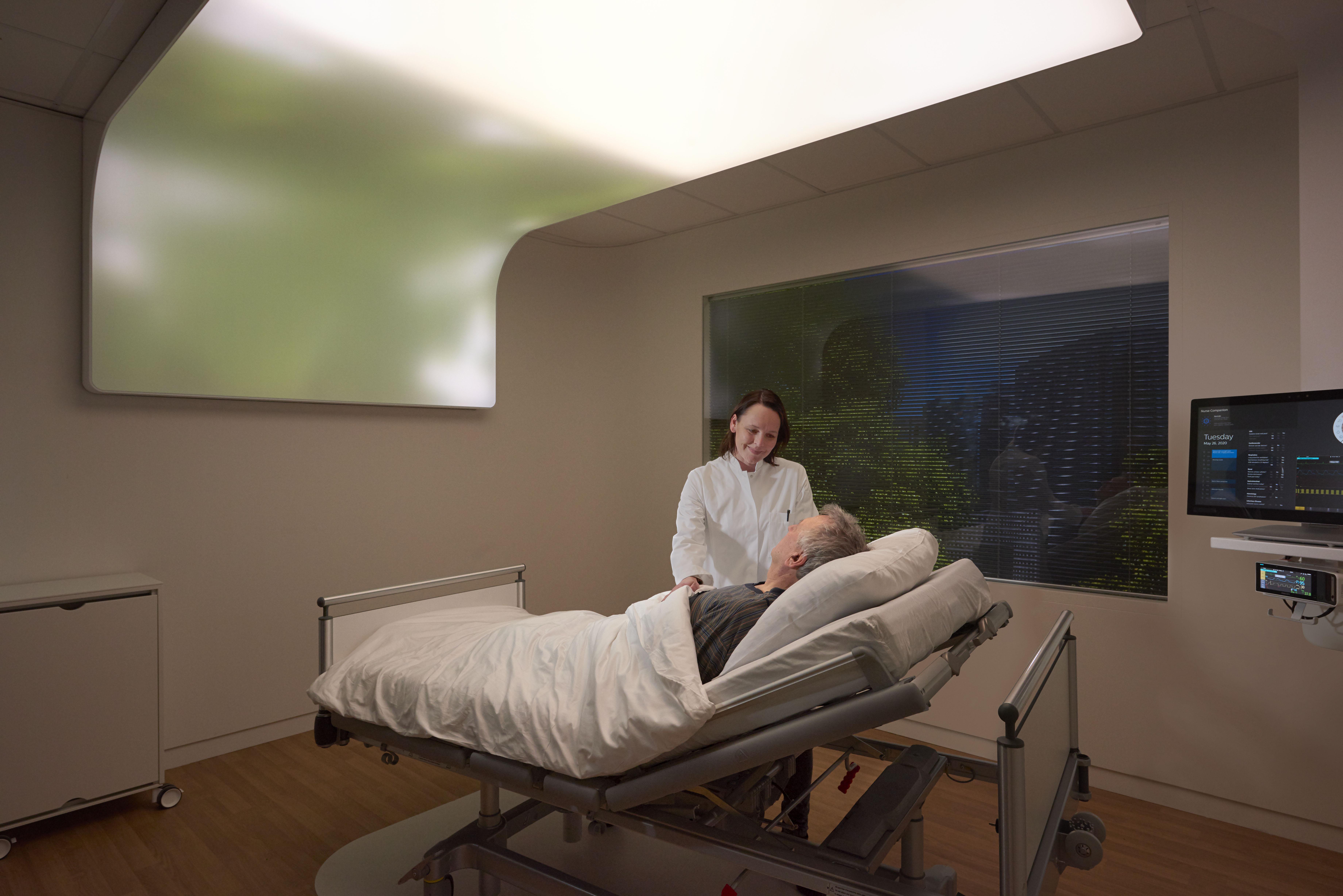 Philips introduces VitalMinds to prevent delirium in the ICU