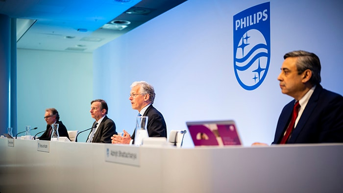 Philips Annual General Meeting of Shareholders approves all proposals