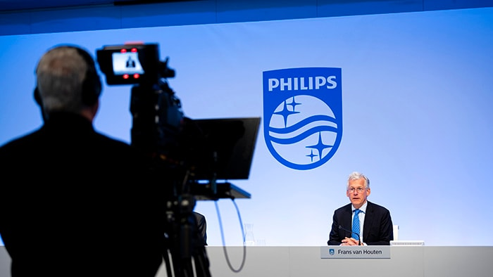 Philips CEO Frans van Houten delivers 2020 AGM speech