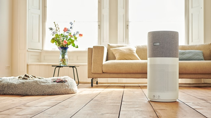Philips steps up innovation efforts to improve clean air delivery in the home, offices and schools
