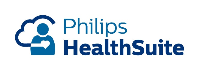 Download image (.jpg) Philips HealthSuite logo (opens in a new window)