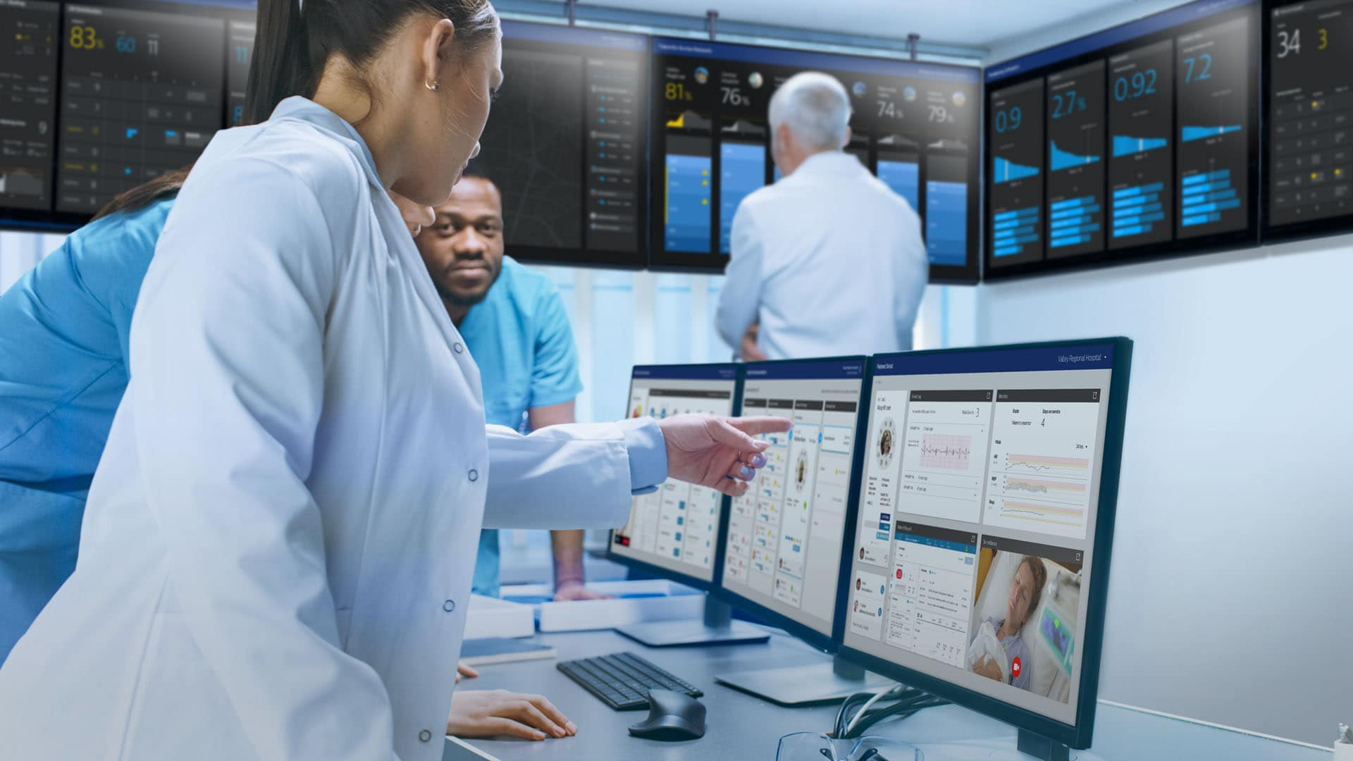 Predictive analytics in healthcare: three real-world examples | Philips