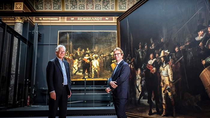 Philips commits to supporting the Rijksmuseum for further five years